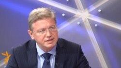 Interview: EU Commissioner Fuele On Azerbaijan, Armenia