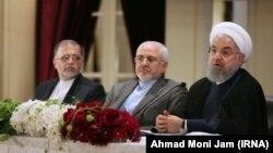 رئیسجمهوری ایران در دیدار با گروهی از ایرانیان مقیم سوئیس
