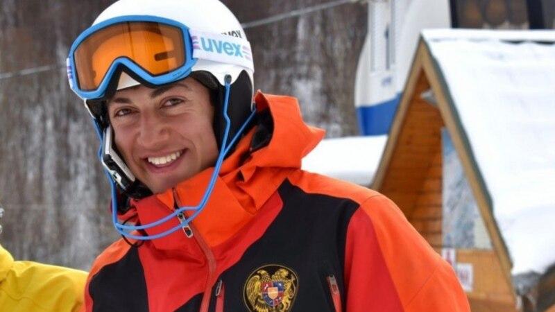 Հայաստանցի լեռնադահուկորդը 107 մարզիկների թվում 42-րդ տեղը գրավեց Օլիմպիադայում