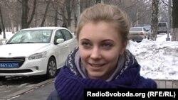 Жителька Донецька Катерина, яка отримала «паспорт» від угруповання «ДНР»