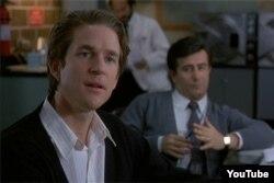 """""""Orkestr çalmağa davam edirdi"""" (1993) filmindən bir kadr."""