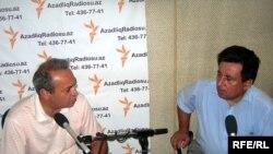Arif Əliyev və Tahir Aydınoğlu