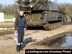 """Установка """"Бук 332"""", из которой, предположительно, был сбит самолет над Донбассом"""
