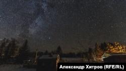 Звезды над Агзу