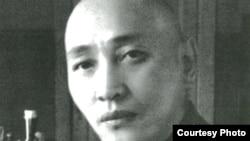 Жумабай Шаяхметов, первый секретарь ЦК Коммунистической партии Казахстана в 1946 - 1954 годах. Фото из книги Мадата Аккозина «Вернуть из забвения».