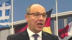 Агресія Росії: Парубій розповідає про свої зустрічі з генсекретарем НАТО і головою ЄП – відео