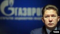Голова правління російського «Газпрому» Олексій Міллер