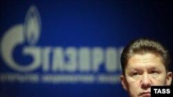 Керівник російського газового монополіста «Газпром» Олексій Міллер