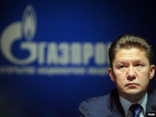 Алексей Миллер возглавляет 'Газпром' с 2001 года