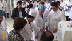 أخبار مصوّرة 8/11/2013: من المسيرات على المساعدة الطبية