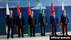 Премьер-министры стран ЕАЭС (архив)
