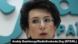 «Demokratiya areketi» yetekçisi Nino Burcanadze