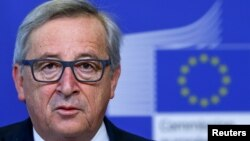 Ýewropa Komissiýasynyň prezidenti Žan-Klod Ýunker (Jean-Claude Juncker).