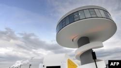 Memar Oscar Niemeyer-dən qalan əsərlər