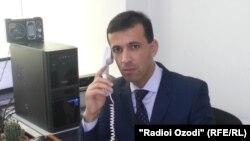 """Худоёри Валӣ, раҳбари нави радиои """"Ориёно Медиа"""""""