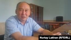 Омарали Адильбек, руководитель общественной организации «Жебеу».