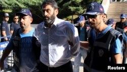 Türkiyə, mayor Sukru Seymen həbs olunub, 17 avqust 2016