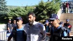 Jedno od brojnih hapšenja u Turskoj, ilustracija