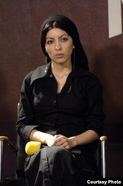Eýranly režissýor Samira Mahmalbaf