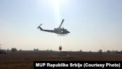 Helikopter MUP-a Srbije