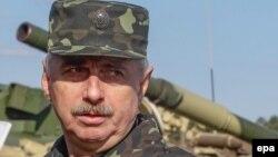 Михайло Коваль, в.о. міністра оборони України