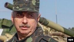 Михайло Коваль у зоні антитерористичної операції
