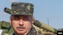 Ushtruesi i detyrës së ministrit të Mbrojtjes të Ukrainës, Mykhaylo Koval.