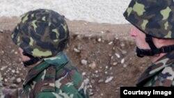 Ադրբեջանցի զինվորներ, արխիվ