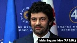Gürcüstanın energetika naziri Kakha Kaladze