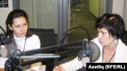 Динә (с) һәм Флорида Азатлык радиосында
