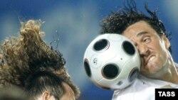 اسپانیا در مرحله نیمه نهایی باید بر دیگر با روسیه روبرو شود که در مرحله مقدماتی چهار گل به آن زده بود.(عکس: AFP)