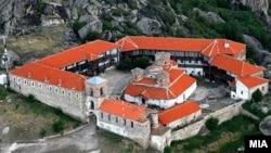 Манастирот Трескавец.