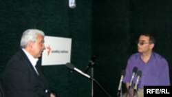 """""""Azadlıq"""" radiosunun müxbiri İlqar Rəsulun Akif Nağı ilə müsahibəsi, 25 may 2006"""