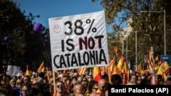 Ці час хаваць каталёнскую Незалежнасьць