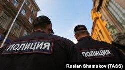 Полицейские, иллюстративное фото