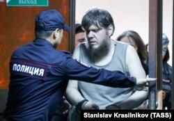 Андрей Попов. Оглашение приговора