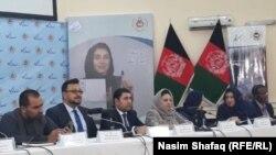 Члены избирательной комиссии Афганистана, президентские выборы 2019 года