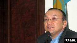 Асылбек Кожахметов, председатель общественного объединения «Шанырак».