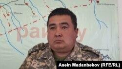 Аскат Казакбаев.