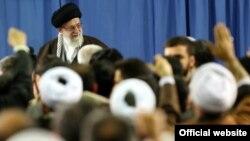 Իրան - Ալի Խամենեին իր նստավայրում կայացած հանդիպման ժամանակ