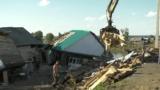 Что происходит с жителями Тулуна, которые лишились домов