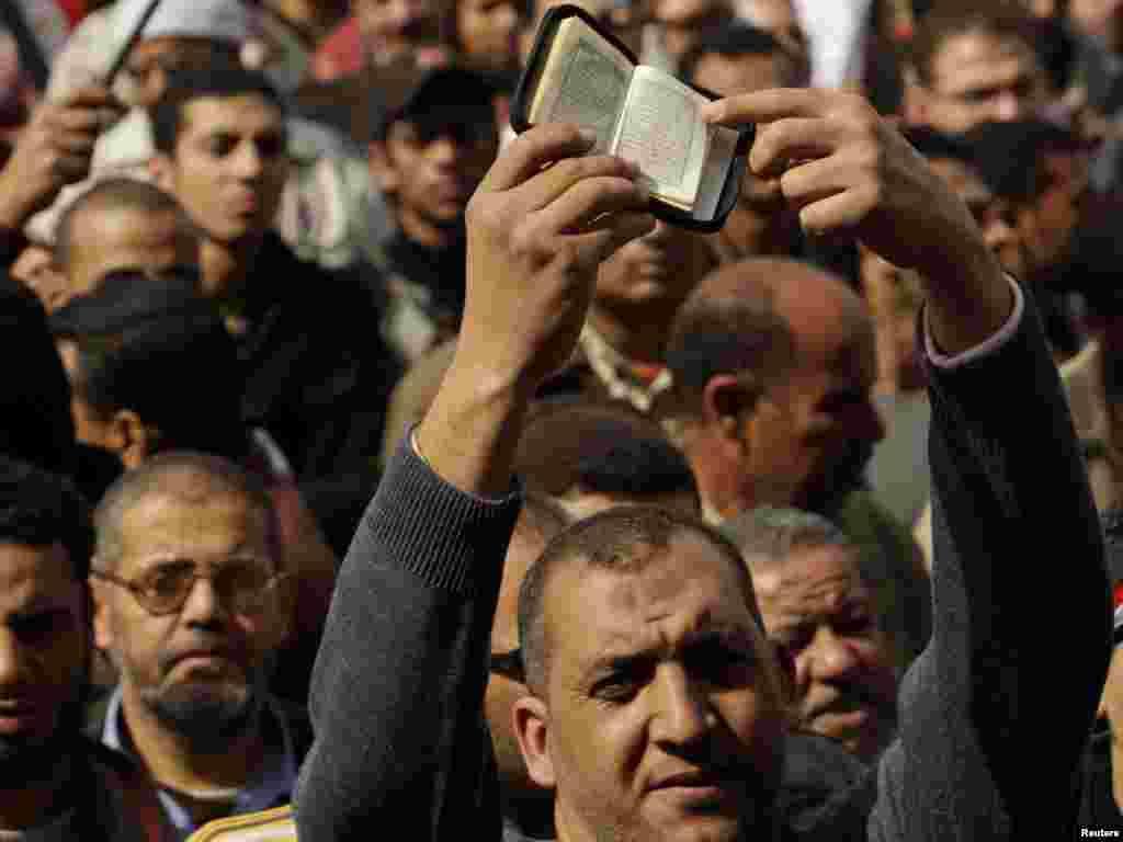 Kairo, 09.02.2011. Foto: Reuters