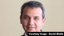 نادر نادری٬ رییس کمیسیون مستقل اصلاحات اداری و خدمات ملکی