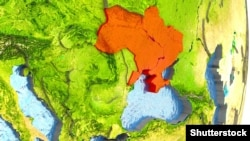 Україна набрала 48,1 бала, при цьому середній бал у регіоні – 68