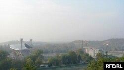 Градскиот стадион во Скопје