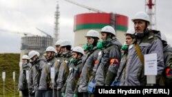 Ілюстрацыйнае фота. Вучэньні на Беларускай АЭС у Астраўцы, кастрычнік 2020 году
