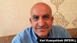Байрам Балчи, эксперт Международного исследовательского центра CERI. Алматы, 7 июня 2017 года.