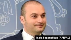 Prime Minister Mamuka Bakhtadze