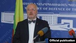 Юозас Олекас