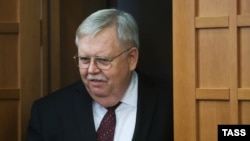 The new U.S. ambassador to Russia, John Tefft